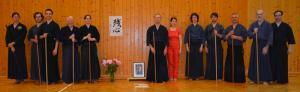 Gruppe (einige mußten früher weg)  - Wien 5/2014